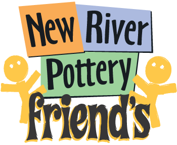 New River Pottery - Friends