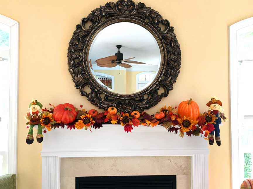 fall-mantle-decorations