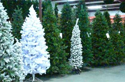 Artificial Christmas Trees - All Sizes